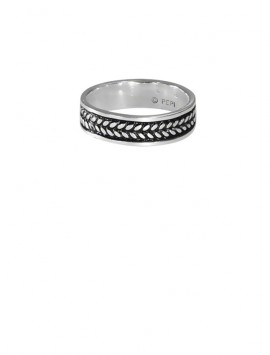 Sterling Silver Ring of the Mystic
